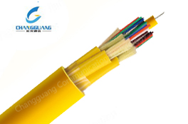 Products Catalog-Multi Purpose Distribution Cable(GJPFJV)-Indoor fiber optic cable