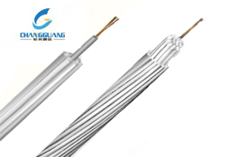 Products Catalog-12/24/36/48 core Optical Fiber Composite Overhead Ground Wire(OPGW)-OPGW&OPPC cable